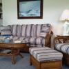 Isn't the living room furniture comfy here in Roseates Retreat!